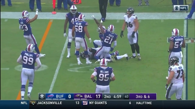 Buffalo Bills vs Baltimore Ravens | Week 01 | 09.09.2018 | Condensed Game | NFL 2018-2019