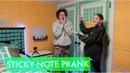 Sticky Note Prank Jayden Bartels