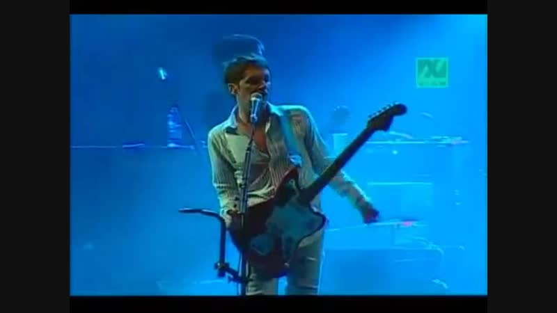 Placebo live 2007 - I Know - concert in Chile
