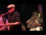Hazmat Modine - Moving Stones (04.07.2017, Laboratorium, Stuttgart)
