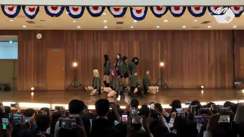 [스쿨오브락] 위키미키 직캠 'Crush' (Weki Meki FanCam) _ 2018.10.15_Full-HD.mp4
