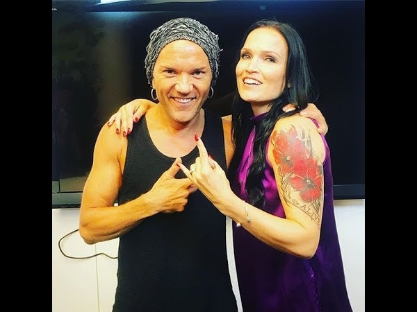 Tarja interviewed by Jussi69 (2018)(Audio only with subtitles) Part 2