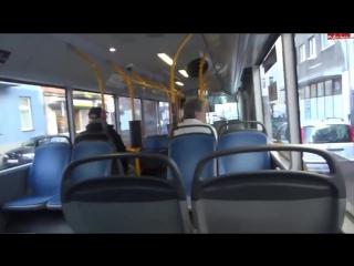 Скрити камера автобусе минет случайное знакомство