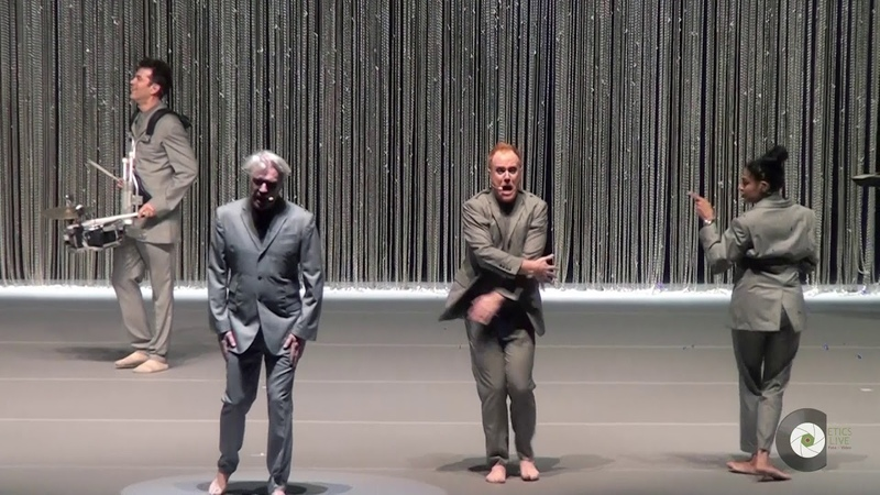 David Byrne - Lazy | American Utopia World Tour