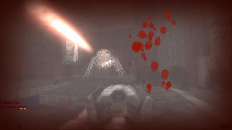 2002 A Doom Odyssey | E3M8 Spider Temple [Brutal Doom Black Edition v3.1d]