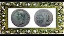 Сестерций 39 н э 40 н э Монета Калигулы Древний Рим Sestertius 39 AD 40 AD