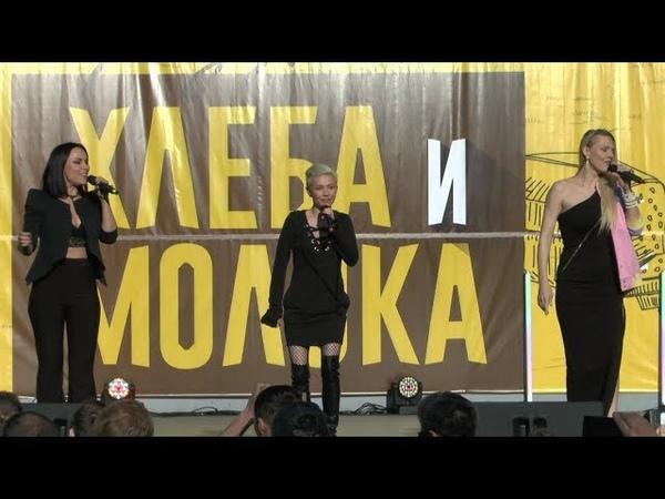 Группа Стрелки ,концерт в Калининграде ,2017-й год