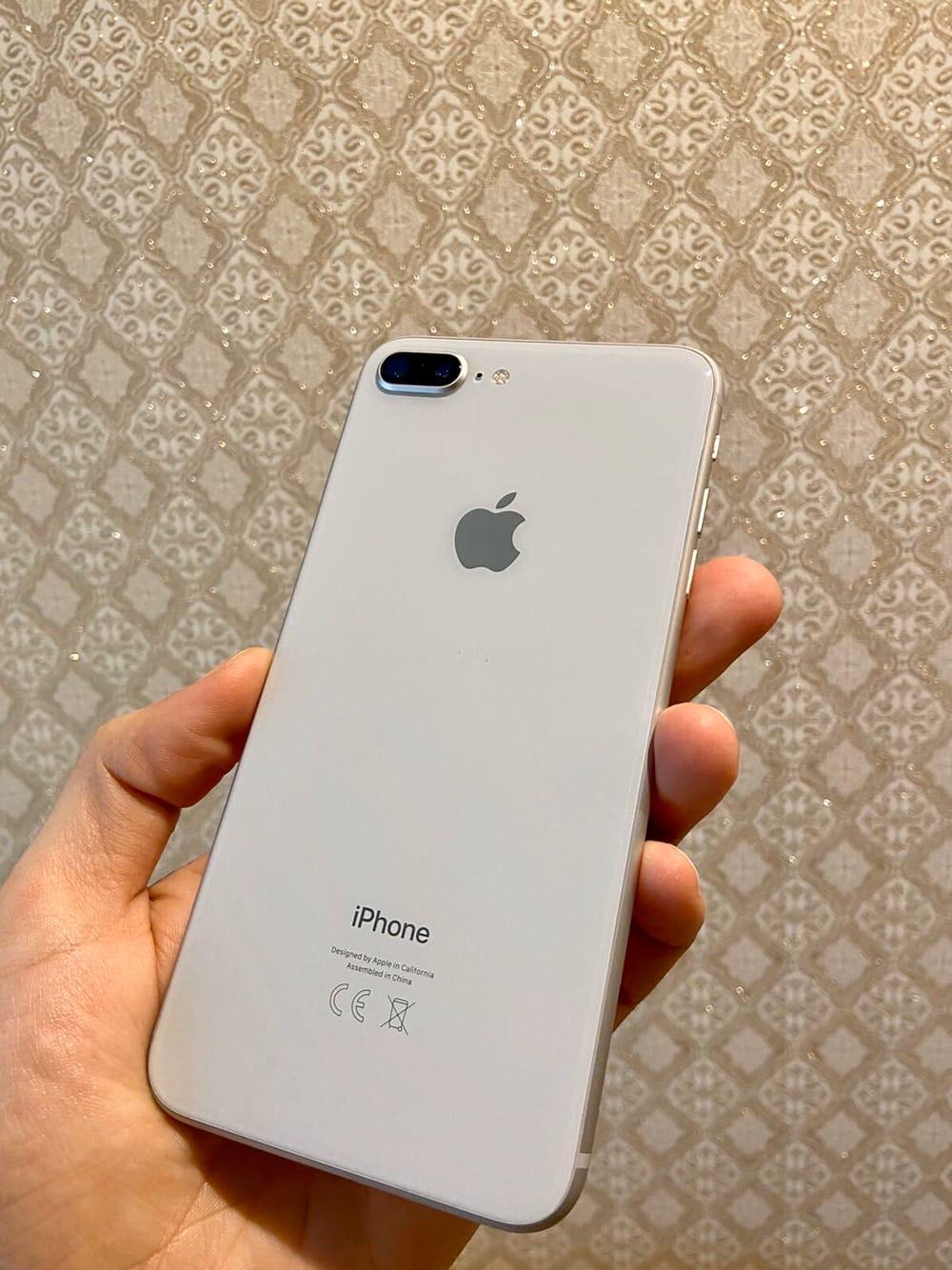 - Купить iPhone 8 Plus на 64 gb в шикарном белом | Объявления Орска и Новотроицка №2734