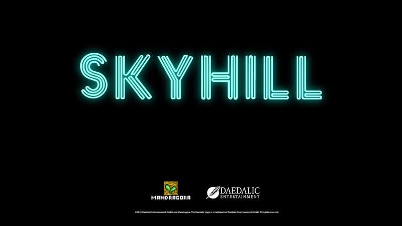 Консольный трейлер игры Skyhill для PS4 и Xbox One