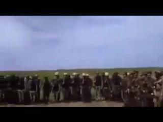 Aprel zəfərindən sonrakı qurur verici görüntü. AzərbayCan əsgəri ölməz VƏTƏN bölünməz!!🇦🇿💪🤘☝️👏