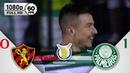 Sport 0 x 1 Palmeiras - Gol Melhores Momentos COMPLETO - Brasileirão Série A 2018