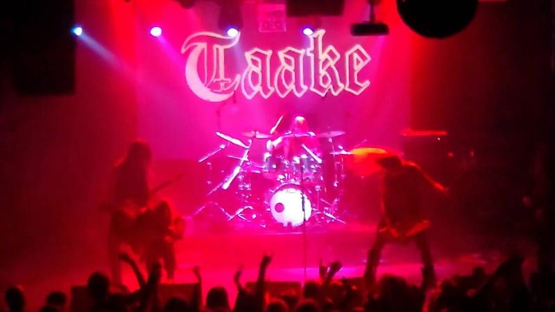 Taake Live In Nosturi / Helsinki (Finland) 26.4.2013 Full Show