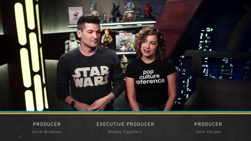New The Last Jedi Deleted Scene, Star Wars Rebels Says Goodbye, and More! - Finn VS Captain Phasma