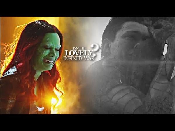 Infinity war || isn't it lovely? » Freewka.com - Смотреть онлайн в хорощем качестве