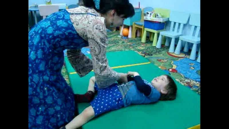 Кинезиотерапия. Коррекция аутизма. Нейродефектолог Сорокина Наталья