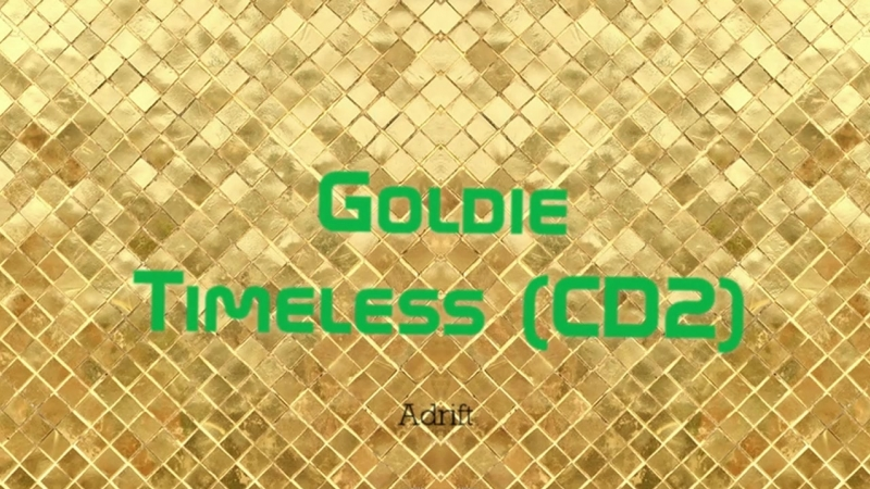 Goldie Timeless CD2