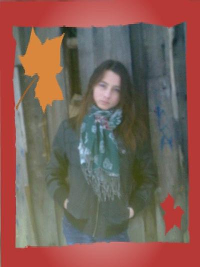 Юлия Лузина, 26 ноября 1999, Губаха, id218494244