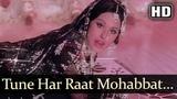 Tune Har Raat Mohabbat Ki - Mujra - Anju Mahendru - Amjad Khan - Ganga Ki Saugandh - Bollywood Songs