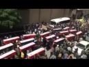 Похороны мучеников из городов Kафрия и аль-Фуа в районе Сейида Зейнаб в Дамаске