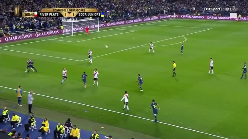 River Plate vs Boca Juniors – Copa Libertadores 2018 – Final – 2nd Leg – extra time