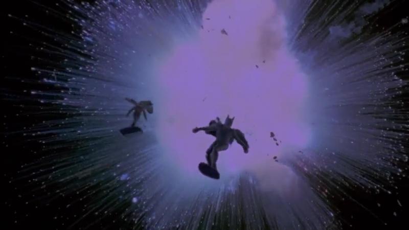 Бэтмен против Мистера Фриза_часть2.Бэтмен и Робин(фильм 1997)
