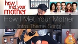 (How I Met Your Mother) Theme Song - Rodrigo Yukio (Fingerstyle Guitar Cover)(With Tabs)