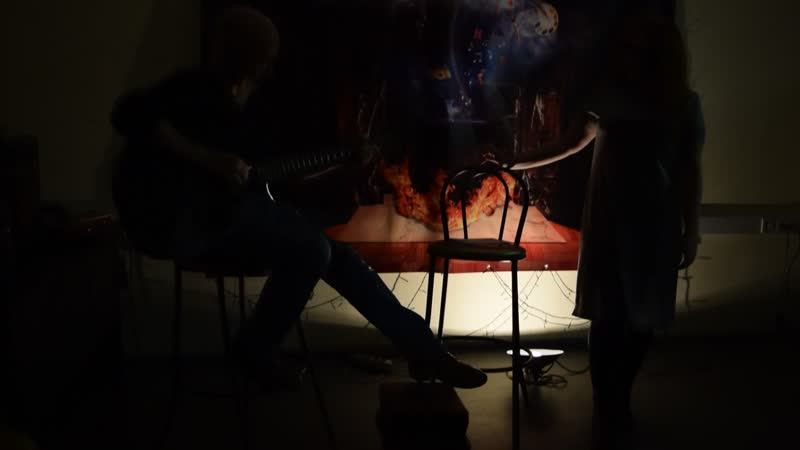 Queen Of The City (J. James) - Триша и Костя Live 21.10.18