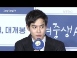 [VIDEO] 180514 Suho @ Middle School Girl A Movie