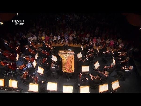 Christian Zacharias - Beethoven: Piano Concerto № 5 (Salle Métropole - Lausanne, 2012)