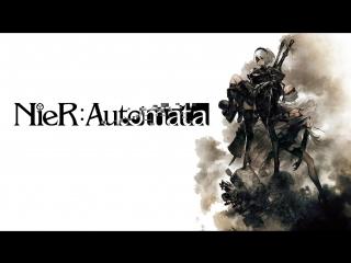 NieR: Automata | Второе прохождение....