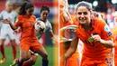 Daniëlle van de Donk Ruling Midfielder Women's EURO 2017 HD