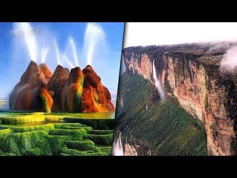 أجمل وأغرب 15 ظاهرة طبيعية موجودة على كوكبنا