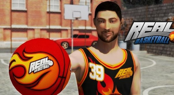 Скачать Real Basketball для android