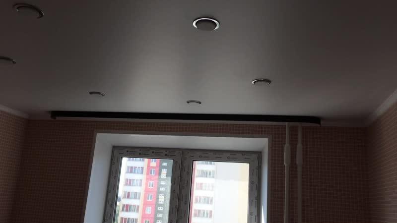 Косметический ремонт 1-к квартиры на ул. С. Путилова Умный Ремонт г. Тюмень