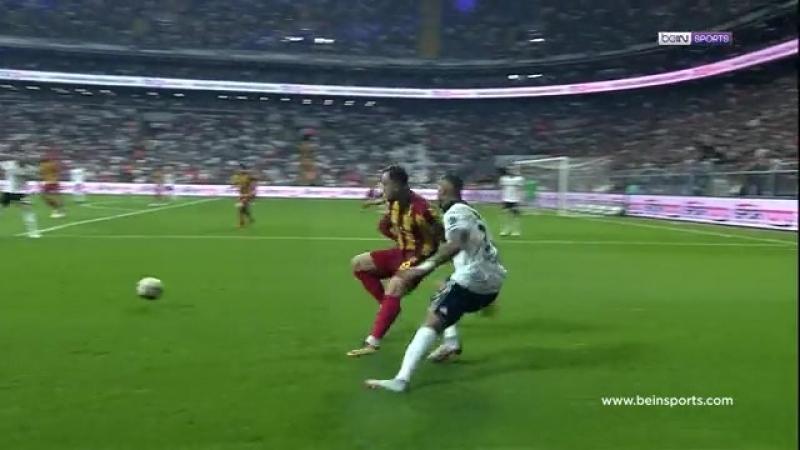 SL 2018 19 Beşiktaş 2 1 Yeni Malatyaspor