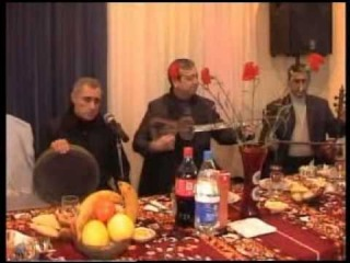 Haci Soltan Alizade 50 illik Yubiley Xalq Artisti Alim Qasimov Tebrik Edir 2008