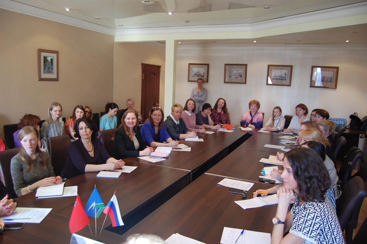 В Чехове появилось женское деловое сообщество.