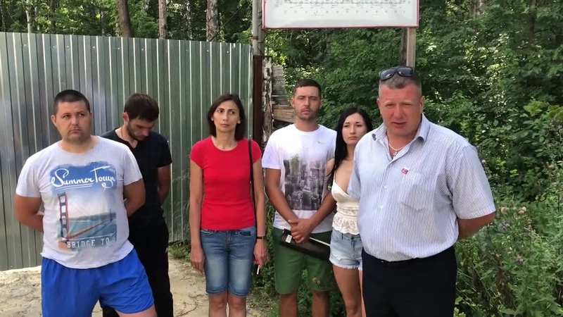Дольщики из Нарышкино просят Клычкова А.Е. перейти от слов к делу!
