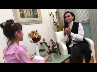 Поздравляем нашу маленькую выпускницу Софью Долматову с первым интервью. Скоро в эфире @muzlifetvkz #казахстанскаямедиаакадемия