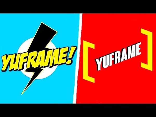 Yuframe - До Того Как Стали Известными. (Юфрейм - Биография)