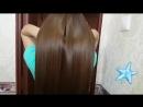 Sosвосстановление🆘🆘🆘 Восстановлениеволос для милой и прекрасной @sgi0600 🤗🌹🌹🌹 Наноботокс🔥! 💯✅🆘🆘🆘 ♻Выравниваниет волосы на длит