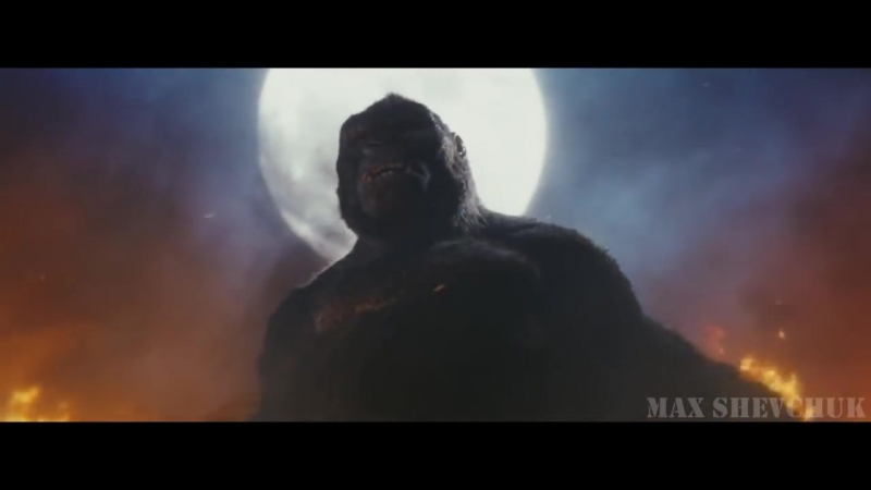 Годзилла против Конга трейлер 2020