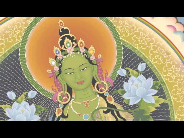 Green Tara Mantra - 2 Hours
