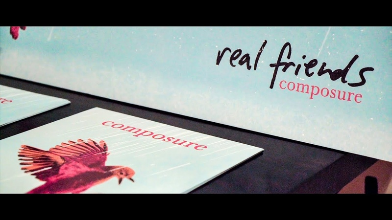 Real Friends NEW ALBUM Composure revealed to hometown fans first