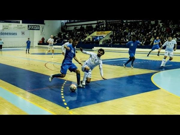 Liga Sport Zone | 17.ª Jornada: CF 'Os Belenenses' 3-0 Modicus Sandim
