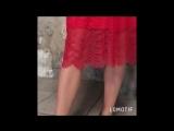 Вечернее платье «Eyelashes»