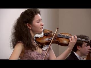 С.Франк: Соната для скрипки и фортепиано Ля мажор