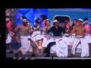 Umang 2014 Mumbai Police dancing with SRK