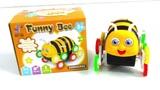 Funny crazy Bee Brinquedo abelha divertida - M&ampD Toys Show