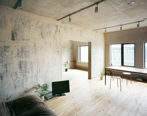 Простой интерьер квартиры (фото)